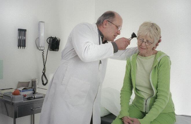 pregled uha