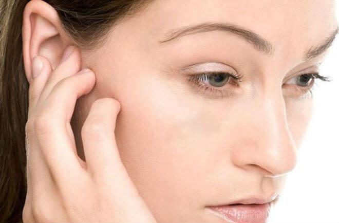 Parestezija lica