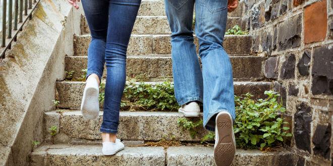 Penjanje stepenicama