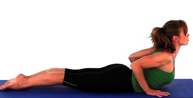 Podizanje gornjeg dijela tijela