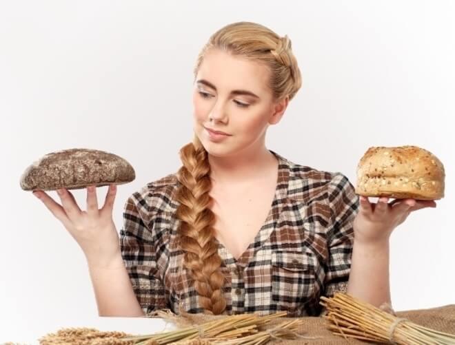 razeni ili bijeli kruh