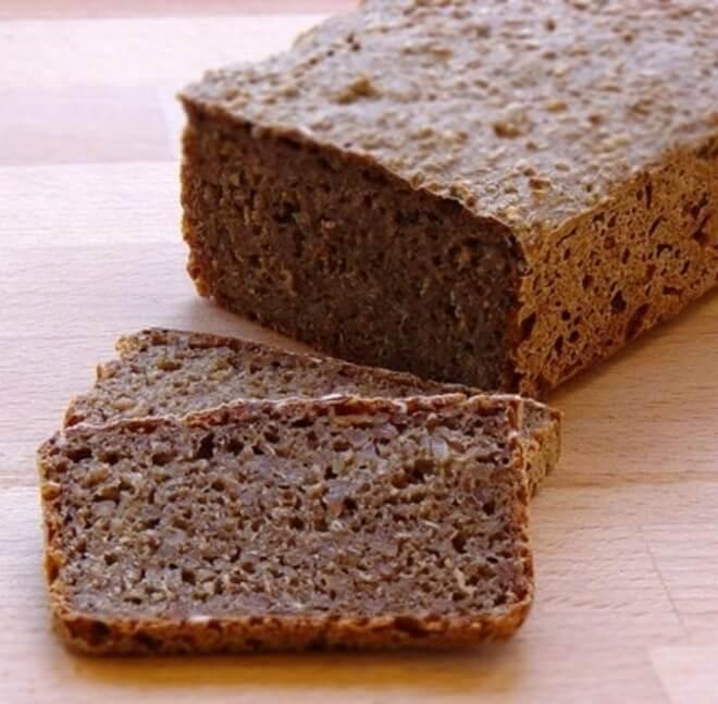 razeni kruh bez kvasca