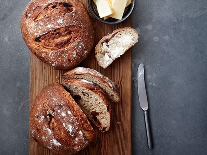 razeni kruh kao obrok