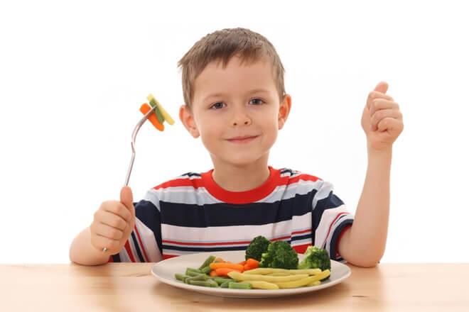 zdrava prehrana djeteta