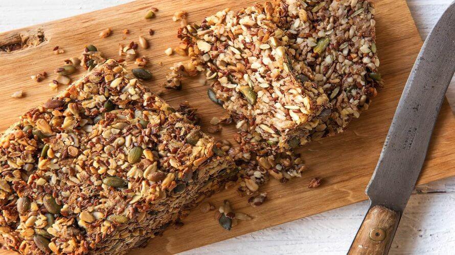 Zdravi kruh bez brašna