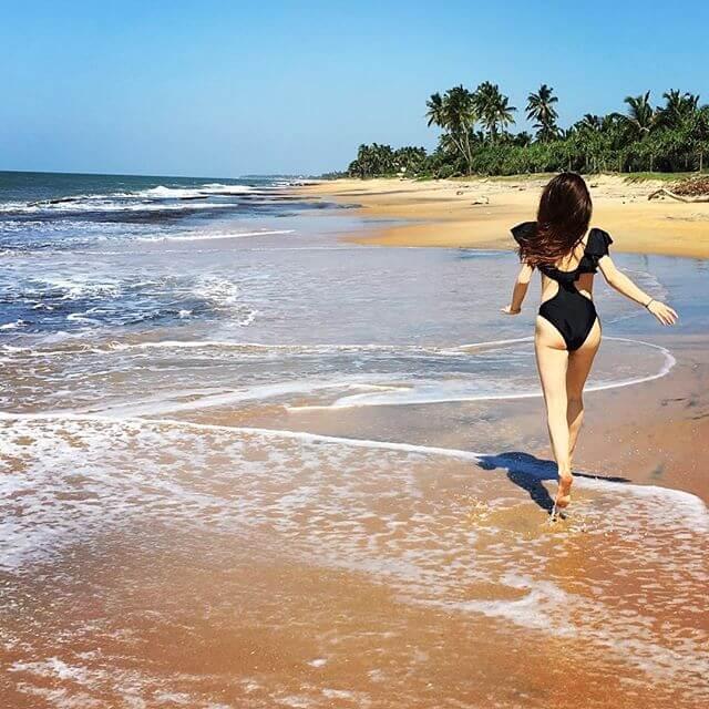 Plaža u Bentoti