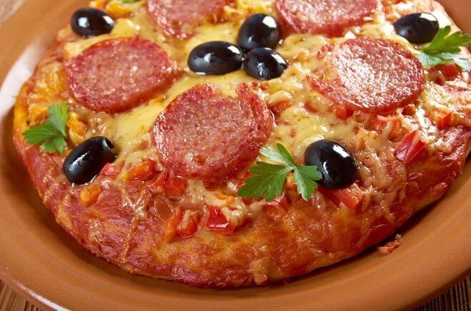 Domaća pizza