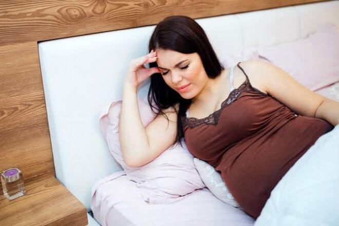 Glavobolja u trudnoći