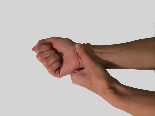 Oticanje zglobova na rukama