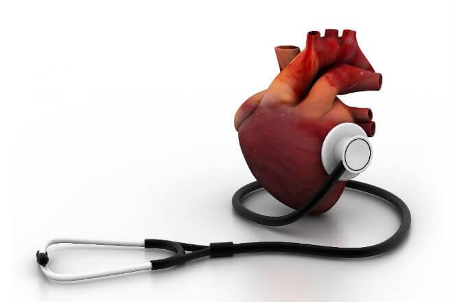 stetoskop i srce