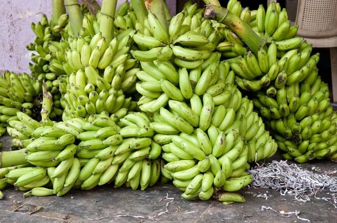 Banana ljekovitost