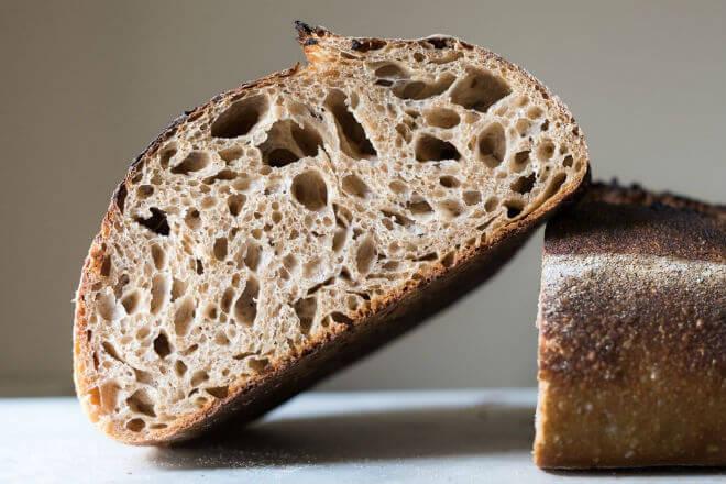 bezglutenski chia kruh