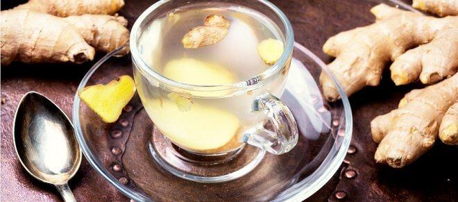 Čaj od đumbira za želudac