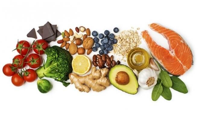 endorfin i hrana