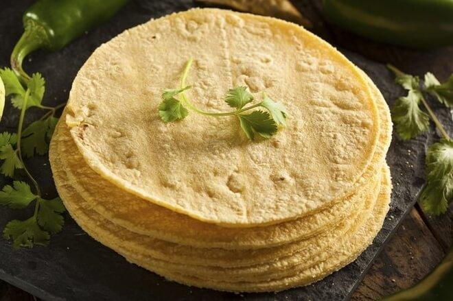 kukuruzne tortilje