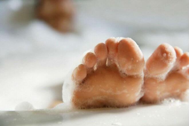 kupka za stopala