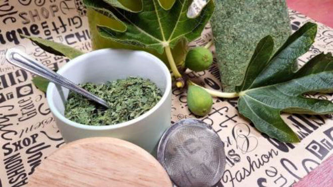 listovi smokve čaj