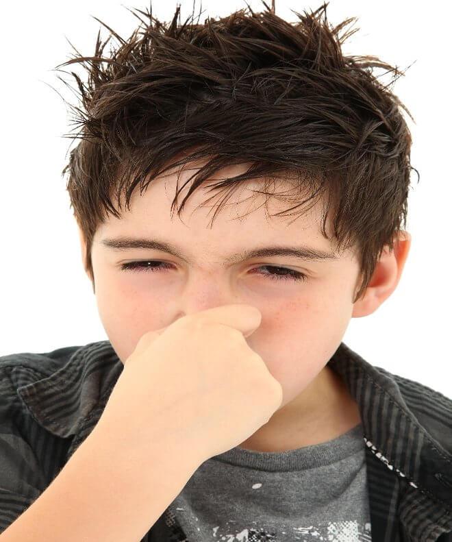 Smrdljivi vjetrovi kod djece
