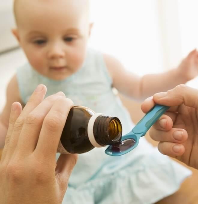suhi kašalj kod djece