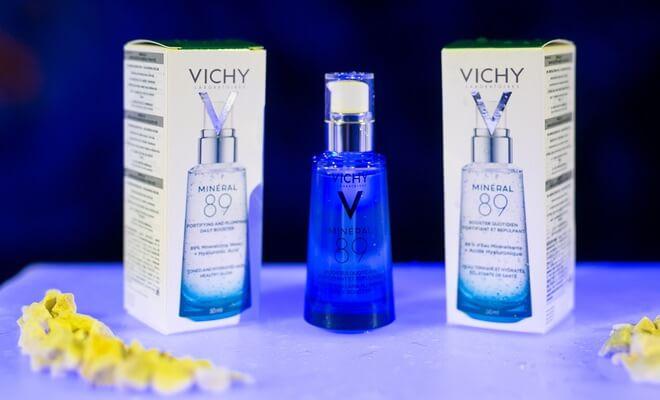 Vichy mineral89 booster - serum