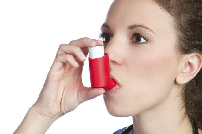 inhalator za astmu