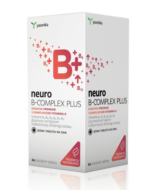 Yasenka Neuro B Complex