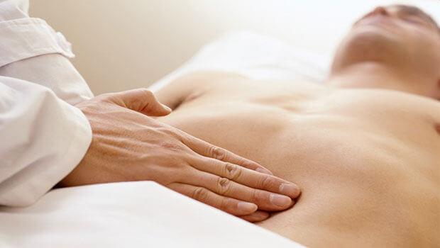 pregled abdomena