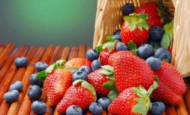 borovnice i jagode