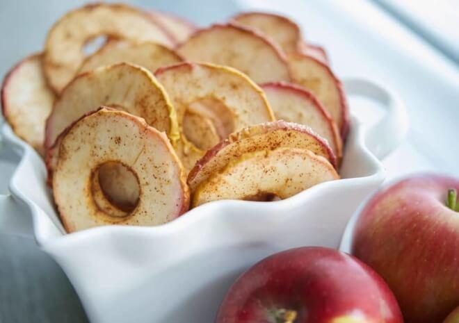 čips od jabuke