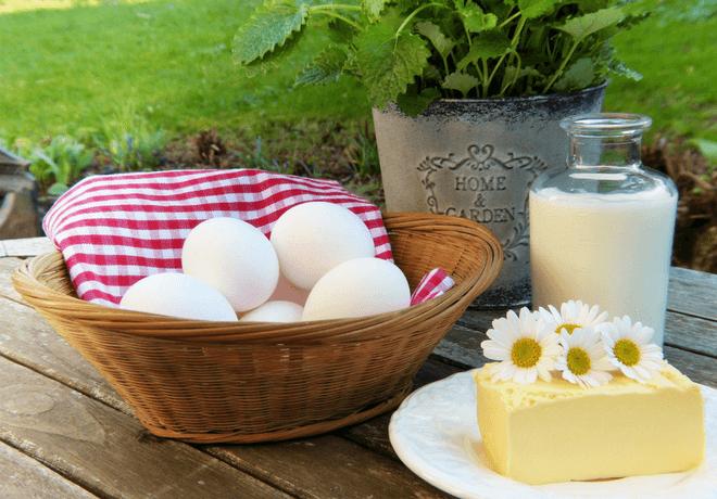 Jaja su odličan izvor proteina