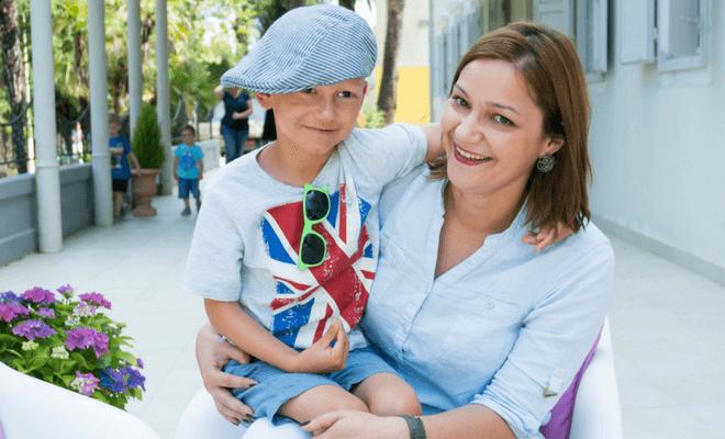 Lipikar škola atopije mama i sin