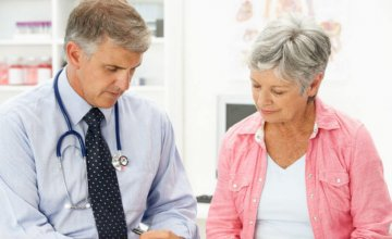 liječnik i pacijentica