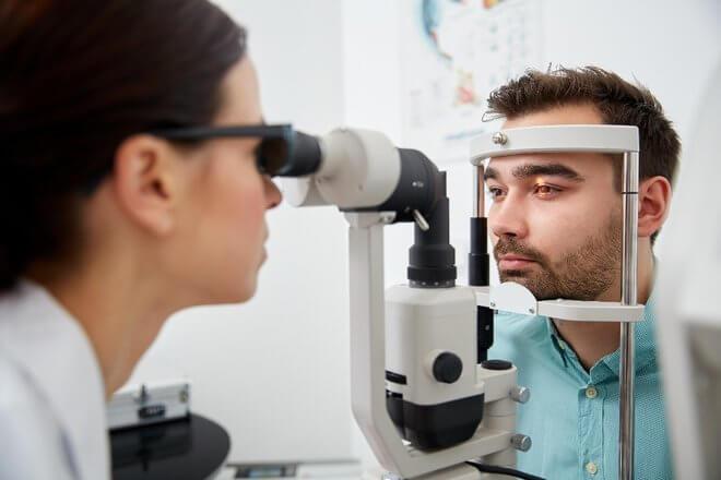 Očni tlak mjerenje