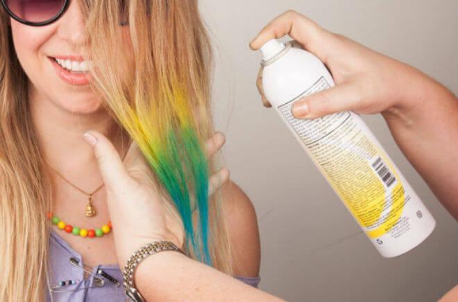 sprej za kosu boja
