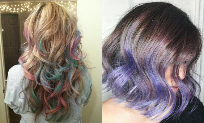 sprej za kosu boji