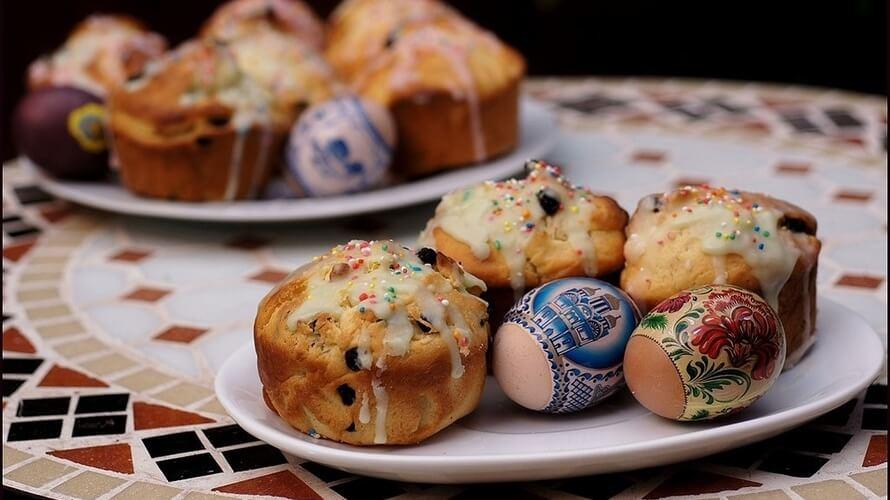 uskrsni kolači