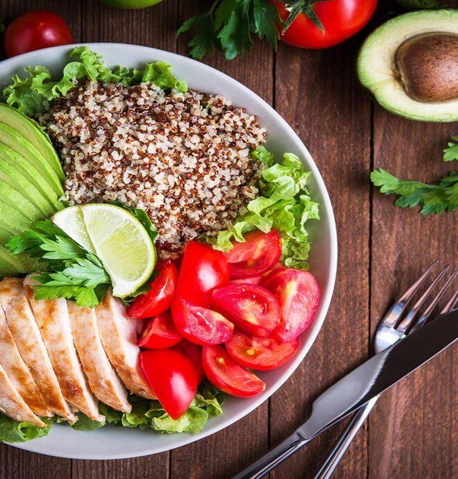 Žučna dijeta primjer jelovnika