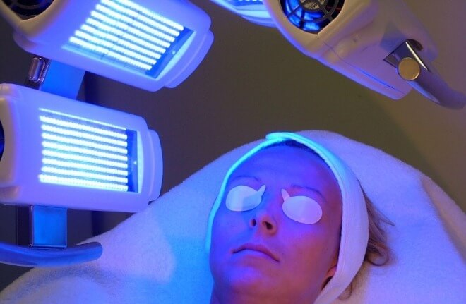 Fototerapija-lica