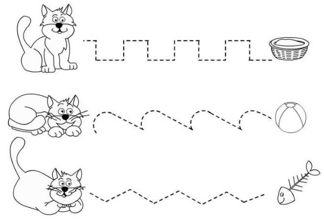 Grafomotorika-print