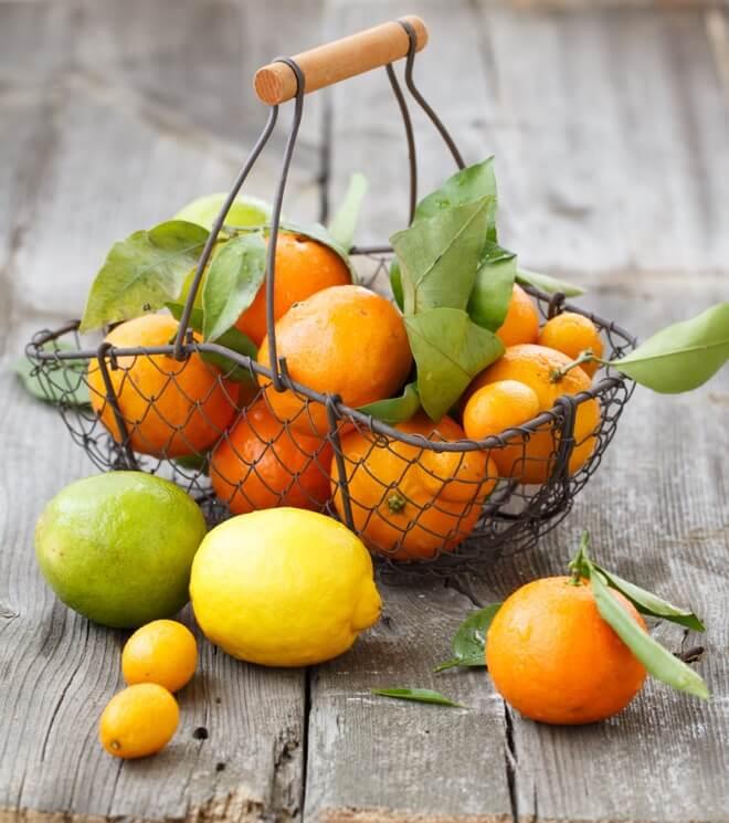 citrus - detoks