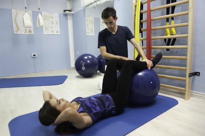 Fizioterapija lordoze