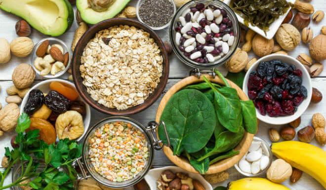 Folna kiselina u hrani