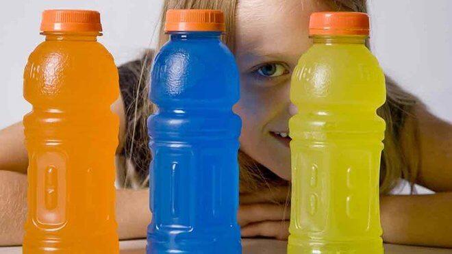 Izotonični napitak za djecu