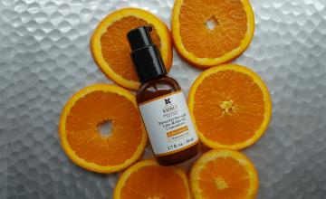 Kiehl's recenzija vitamin C serum naslovna