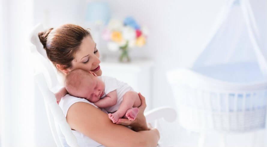 novorođenče oprema