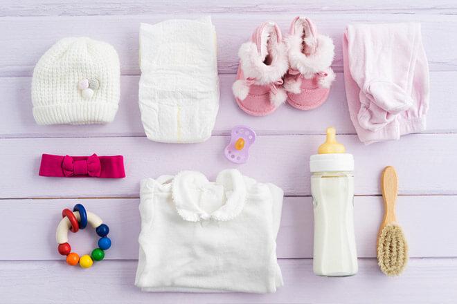 oprema za zimsku bebu