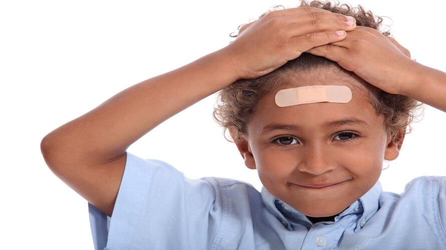 Potres mozga kod djece