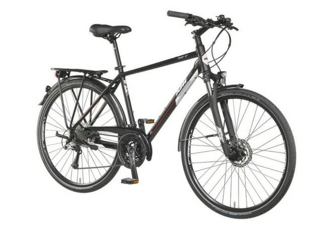 Treking bicikli 2