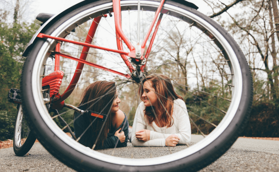 Treking bicikli glavna