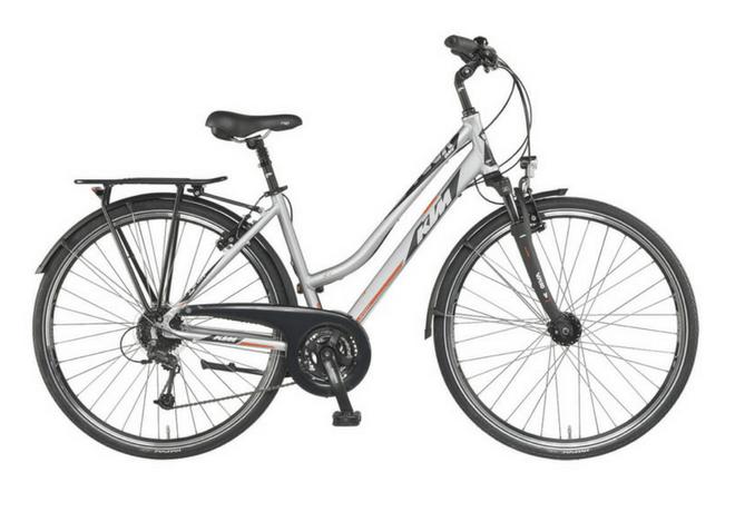 Treking bicikli 4